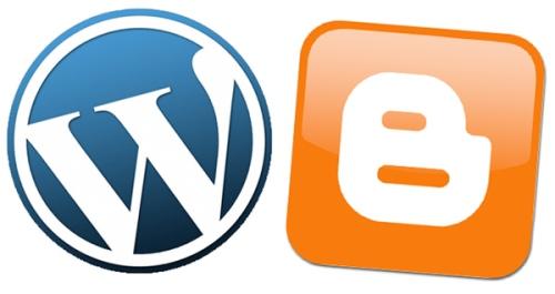 Wordpress_Blogger